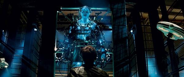 Jamie Foxx in The Amazing Spider-Man 2: il potere di Electro