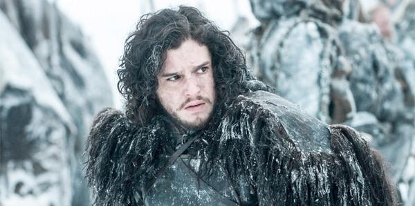 Kit Harington - Jon Snow in Il trono di spade