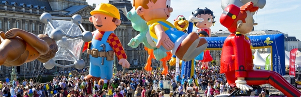 Balloon's Day Parade
