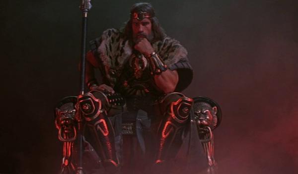 Conan sul Trono di Aquilonia