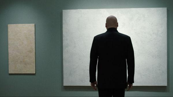 Vincent D'Onofrio nel ruolo di Kingpin in Daredevil