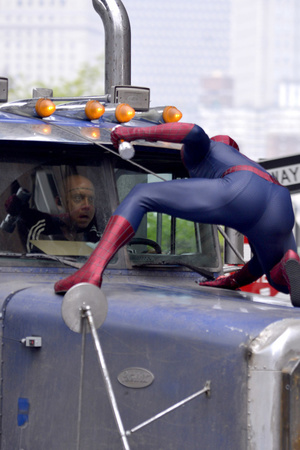 Paul Giamatti contro Spider-Man