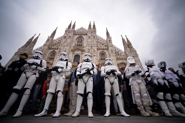 La Legione 501st Italica Garrison a Milano