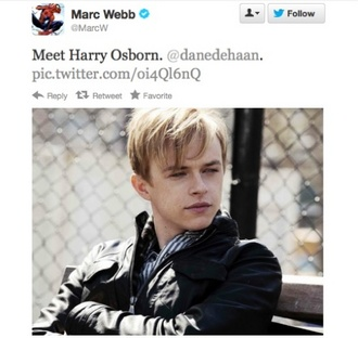 Il tweet di Marc Webb