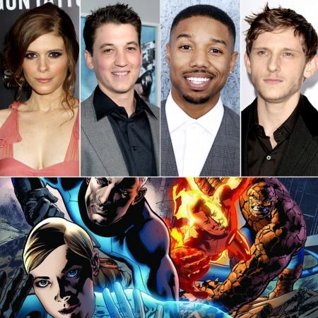 Il nuovo cast