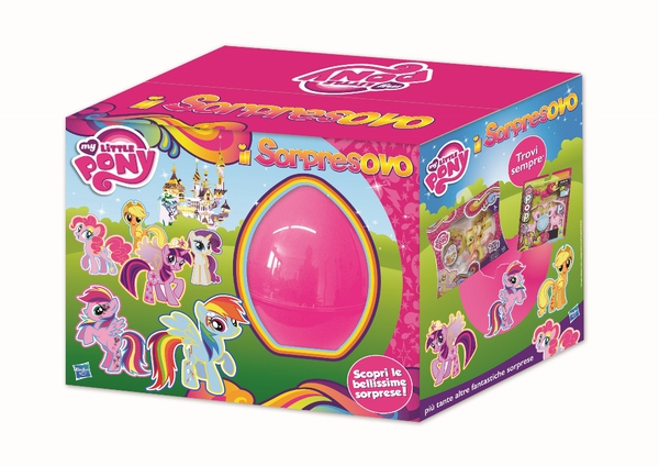 Sorpresovo My Little Pony