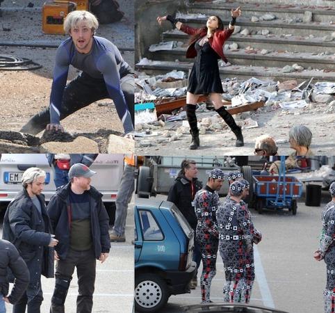 Il convulso set di Avengers: Age of Ultron