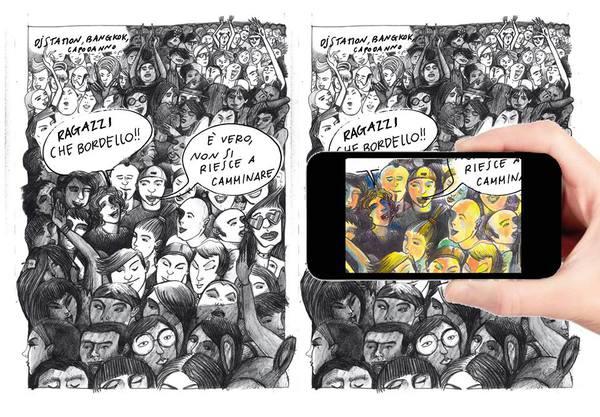 La realtà aumentata di Ordinary