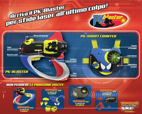 Il PK-Blaster