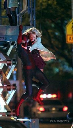 Gwen e Spider-Man