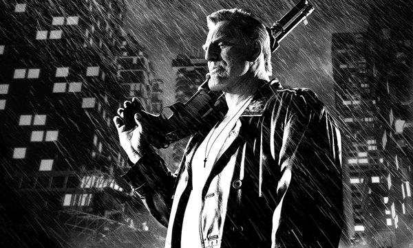 Mickey Rourke in Sin City - Una donna per cui uccidere