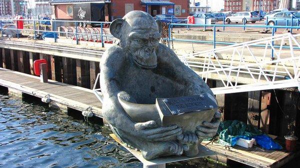 La scimmia di Hartlepool