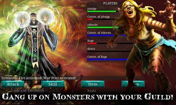 La nuova grafica di FantasyVengeance