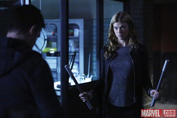 Adrianne Palicki in Agents of S.H.I.E.L.D.