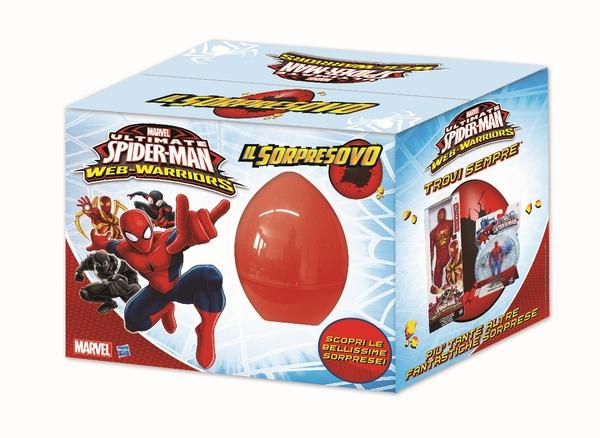Sorpresovo Spider-Man