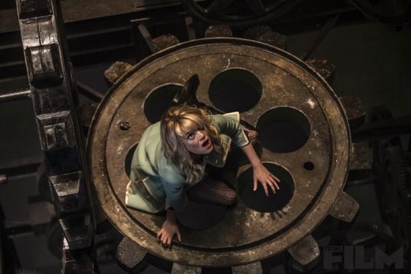 Emma Stone è Gwen Stacy in The Amazing Spider-Man 2: il potere di Electro