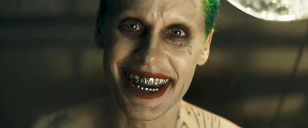 Joker (Jared Leto) in Suicide Squad