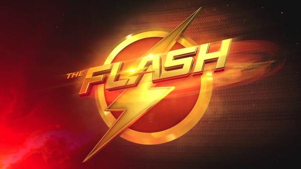 Il logo della serie televisiva The Flash