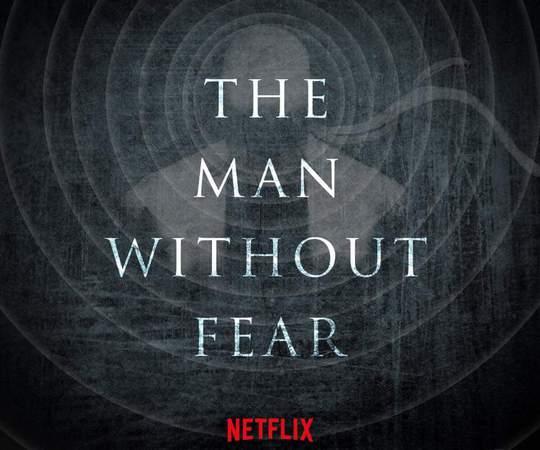 Poster promozionale per Daredevil Netflix