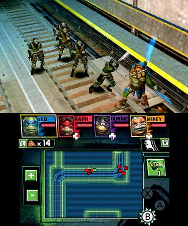 Uno screenshot del videogioco