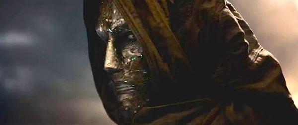 Victor Von Doom in The Fantastic Four
