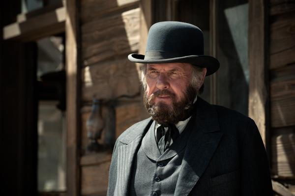 Tom Wilkinson in The Lone Ranger