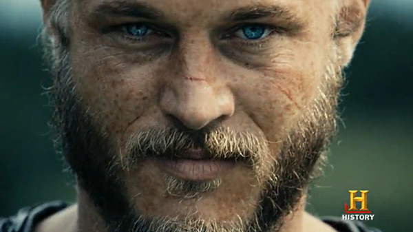 Travis Fimmel in Vikings
