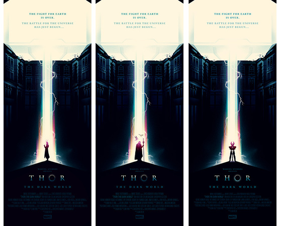 Character poster di Thor: The Dark World