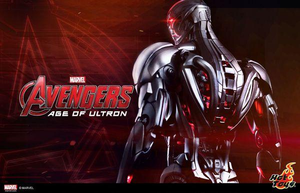 L'immagine promozione di Ultron