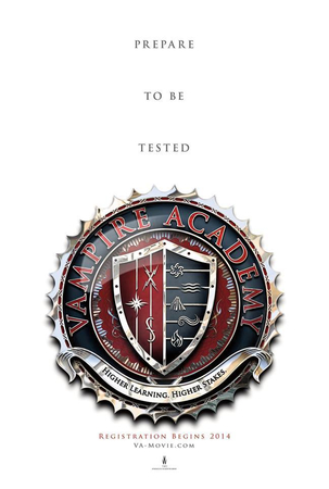 Teaser Poster di Vampire Academy