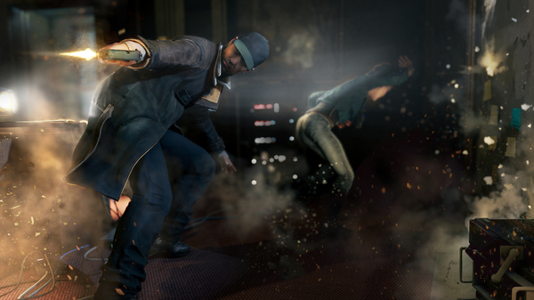 Uno screenshot da Watch_Dogs