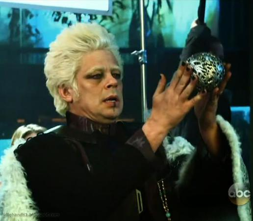 Benicio Del Toro in Guardians of The Galaxy