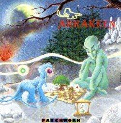 La copertina dell'album Patchwork degli Arrakeen