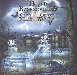 La copertina di The Hound Of The Baskervilles di Nolan & Wakeman