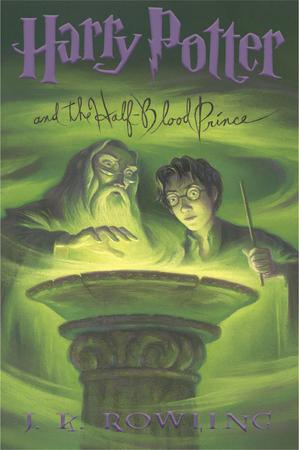 La prima copertina diffusa dalla Scholastic