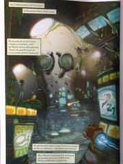 La città sotterranea di Cantuccio nel disegno di Giovanni Rigano