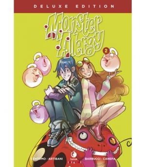 La cover di Monster Allergy Deluxe edition 2