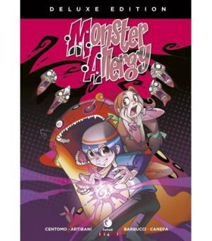 Il cofanetto di Monster Allergy in edizione limitata