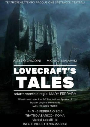 Lovecraft's Tales