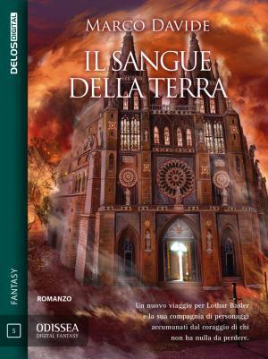 Il sangue della terra,copertina di Mario Labieni.