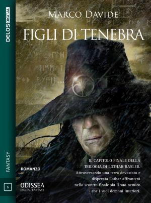Figli di Tenebra,copertina di Mario Labieni
