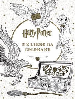 Harry Potter. Un libro da colorare