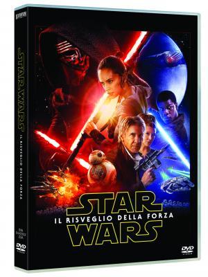 Star Wars: il risveglio della forza in DVD