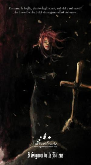 Jane della ciurma del Re Balena. Disegno di Emiliano Billai