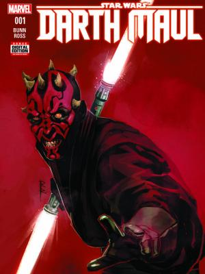 Star Wars: Darth Maul cover 001