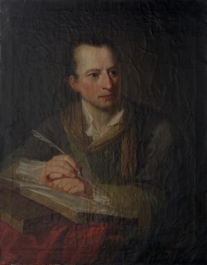 Atelier Angelika Kauffmann, Ritratto di J.J. Winckelmann, 1764, olio su tela, 81,5 x 62,5 cmKunsthaus Zurigo