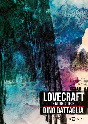Lovecraft e altre storie - Copertina di Dino Battaglia