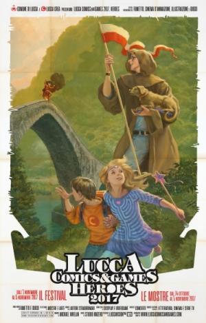 Il poster di Michael Wheelan