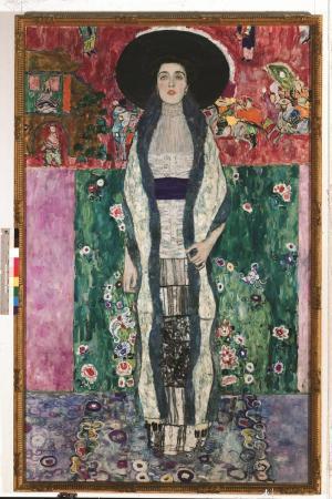 G. Klimt, Ritratto di Adele Bloch-Bauer II, olio su tela, 1912, collezione privata