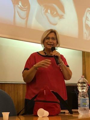 Dott.ssa Donatella Trotta  - Foto di Claudia Graziani